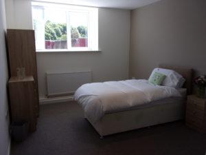 Montgomery House Bedroom