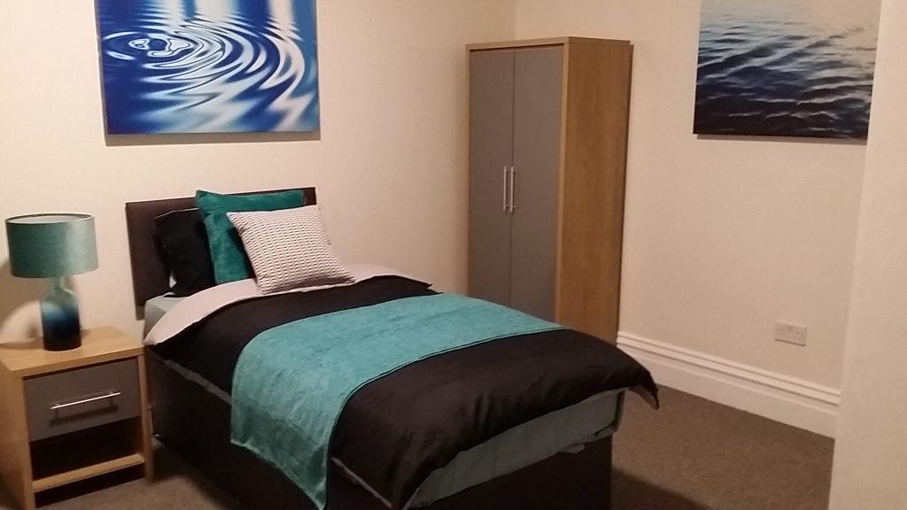 Tenby House Bedroom