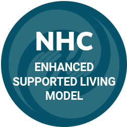 Northern Healthcare enhanced supported living logo