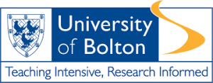 University of Bolton Northern Healthcare partner logo