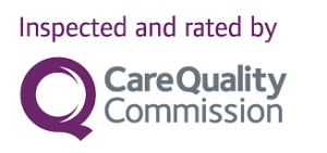 CQC rated logo